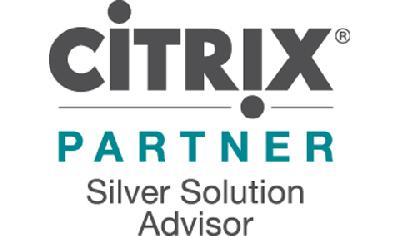 09 Citrix Partner Silver Solution Advisor